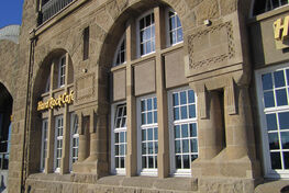 Hard Rock Cafe, HH-Landungsbrücken